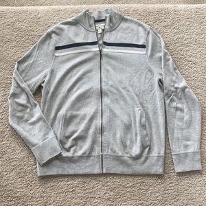 Men's Banana Republic Zip Front Sweater/Jacket